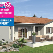 Maison 5 pièces + Terrain Beaujeu