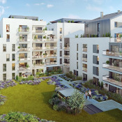 vente Appartement 3 pièces Lyon 7ème