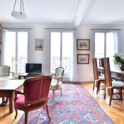 Paris 1er, Apartamento 4 assoalhadas, 79 m2