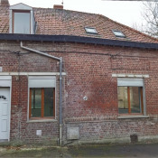 Aulnoy lez Valenciennes, Maison de ville 4 pièces, 80 m2