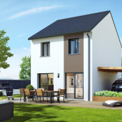 Maison avec terrain Bussy-Saint-Georges 72 m²