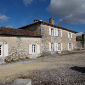 vente Maison / Villa 6 pièces Voulgezac