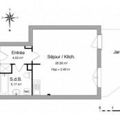 location Appartement 1 pièce Nancy