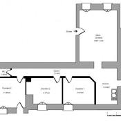Saint Laurent de la Plaine, Appartement 4 pièces, 79,74 m2
