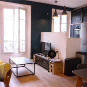 Levallois Perret, Apartment 2 rooms, 43 m2