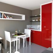 Bagneux, Studio, 23 m2