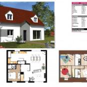 Terrain 376 m² Boussy-Saint-Antoine (91800)