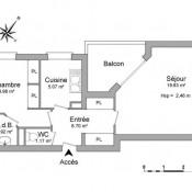 location Appartement 2 pièces Bonneuil sur Marne