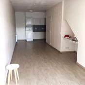 Leuville sur Orge, Duplex 3 assoalhadas, 55,88 m2
