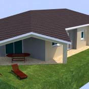 Maison 4 pièces + Terrain Viriat