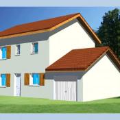 Maison 5 pièces + Terrain Morestel
