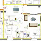 Vente appartement Rodez 164473€ - Photo 1