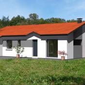 Maison 4 pièces + Terrain Montluel