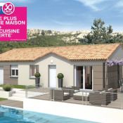 Maison 4 pièces + Terrain Bagnols-sur-Cèze