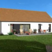 Maison 5 pièces + Terrain Beauvilliers