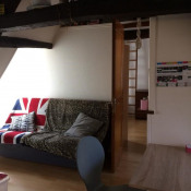 Rouen, Apartamento 2 assoalhadas, 30 m2