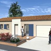 Maison 4 pièces + Terrain Thouars