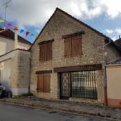 Méréville, moradia em banda 3 assoalhadas, 70 m2