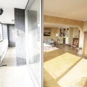Paris 18ème, квартирa 5 комнаты, 124 m2
