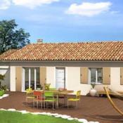 Maison 3 pièces + Terrain Saint Savin