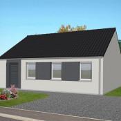 Maison avec terrain Beaurains 70 m²