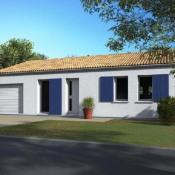 vente Maison / Villa 4 pièces Chaize-Giraud