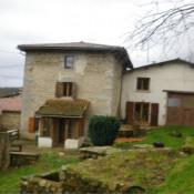 Saint Rémy sur Durolle, Maison en pierre 8 pièces, 131 m2