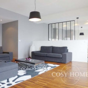 Issy les Moulineaux, Двухуровневая квартира 5 комнаты, 210 m2