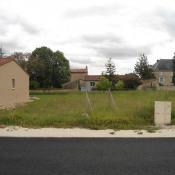 Terrain 610 m² Hiersac (16290)