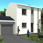 Maison 4 pièces + Terrain Morestel