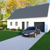 Maison 3 pièces + Terrain Vennecy