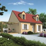 Maison 6 pièces + Terrain Crégy-Lès-Meaux