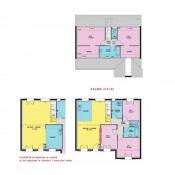 Maison 6 pièces + Terrain Chéroy