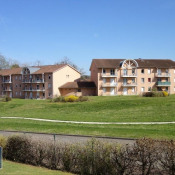 Limoges, Apartment 2 rooms, 48.8 m2