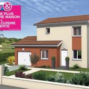 Maison 5 pièces + Terrain Charnay-Lès-Mâcon