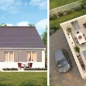 Maison 4 pièces + Terrain Champeaux