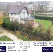 Deauville, Appartement 2 pièces, 50 m2
