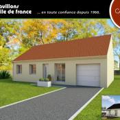 Maison 5 pièces + Terrain Nanteuil-Lès-Meaux