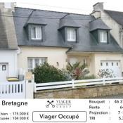 Brest, Moulin 4 pièces, 88 m2