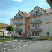 Golbey, Appartement 2 pièces, 47,93 m2