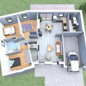Maison 5 pièces + Terrain Gétigné