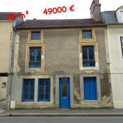 Saint Pierre sur Dives, Maison en pierre 3 pièces, 60 m2
