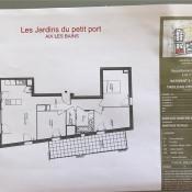 Aix les Bains, Apartment 4 rooms, 76 m2