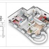 Vente de prestige appartement Lyon 2ème 921000€ - Photo 2