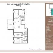 Vente de prestige appartement Ambilly 612000€ - Photo 2