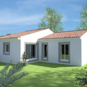 Maison 4 pièces + Terrain Clermont-l'Hérault