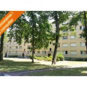 Saint Germain lès Arpajon, Appartement 3 pièces, 49,21 m2