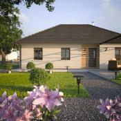 Maison avec terrain Aunay-sous-Crécy 70 m²