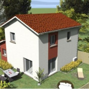 Maison 4 pièces + Terrain Genas
