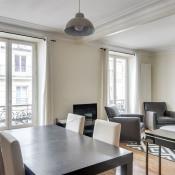 Paris 11ème, Apartment 3 rooms, 54.28 m2